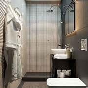 现代简约风格小户型卫生间装修效果图赏析