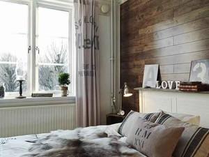 52平米现代简约风格小户型一居室装修效果图