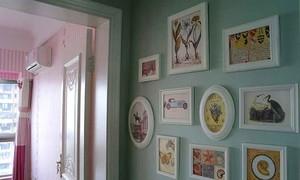 清新美式风格室内照片墙装修效果图赏析
