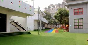 350平米现代风格幼儿园设计设计装修效果图