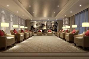 90平米简欧风格会客厅装修效果图赏析