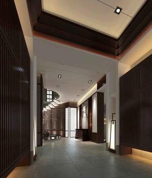 现代风格酒店过道装修效果图鉴赏