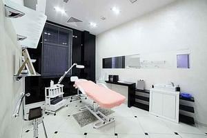 40平米现代简约风格美容院包厢设计装修效果图