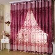 欧式风格精致典雅窗帘装修效果图