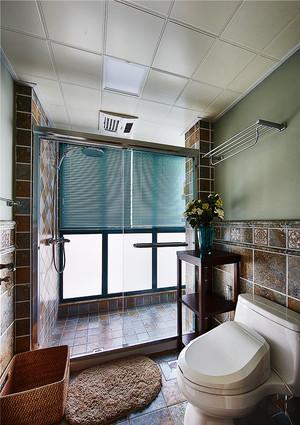 140平米美式乡村风格两室两厅两卫装修效果图