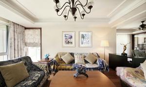 160平米欧式风格精致大户型室内装修效果图案例