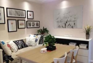 66平米宜家风格一居室小户型装修效果图赏析