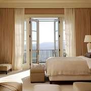 宜家风格温馨舒适卧室窗帘装修效果图赏析