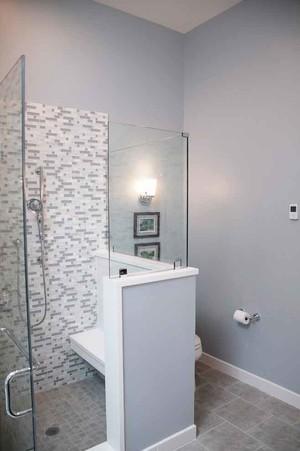 6平米现代风格小卫生间装修效果图赏析