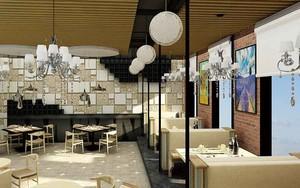 宜家风格轻松自然咖啡厅设计装修效果图赏析