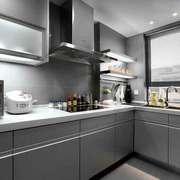 现代风格精致时尚整体厨房装修效果图赏析