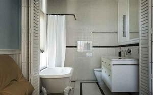 100平米简欧风格唯美小复式楼装修效果图赏析