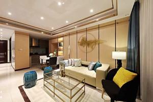 120平米现代风格精致室内装修效果图赏析