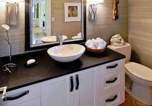 现代风格卫生间浴室柜装修效果图大全