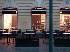 欧式风格咖啡厅设计装修效果图赏析