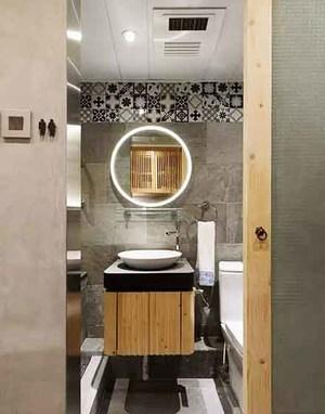 56平米宜家风格朴实单身公寓装修效果图赏析