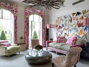 简欧风格明亮舒适客厅装修效果图大全赏析