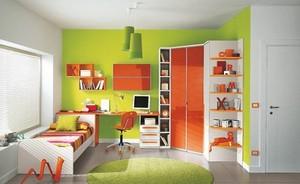 现代简约风格小户型儿童房装修效果图范本