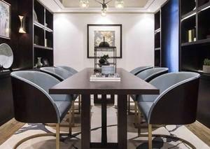 后现代风格大户型精致餐厅装修效果图鉴赏