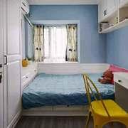 12平米简欧风格儿童房设计装修效果图