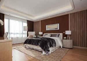 欧式风格低调舒雅卧室装修效果图赏析