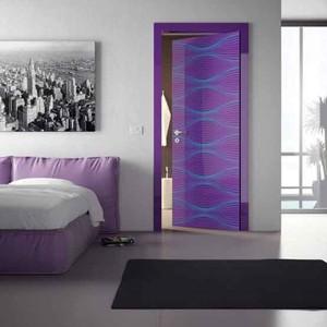 现代风格时尚精致卧室门装修效果图大全