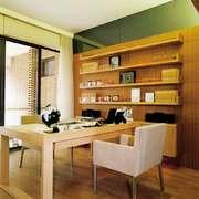 现代简约风格大户型书房装修效果图赏析
