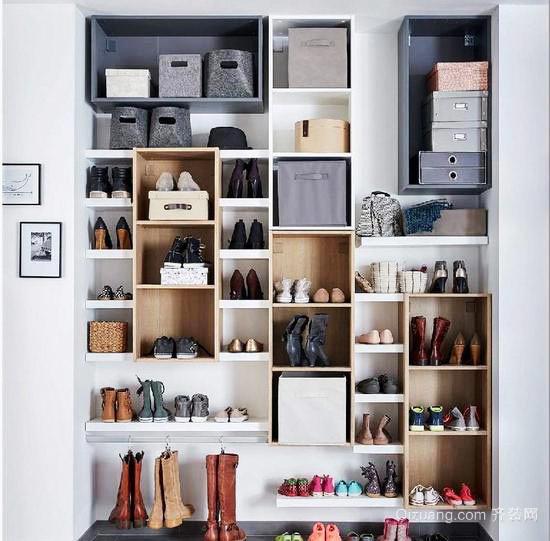 现代风格鞋柜设计装修效果图大全赏析
