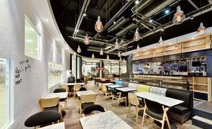 160平米后现代风格酒吧装修效果图赏析
