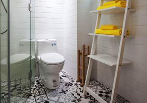 北欧风格小户型卫生间装修效果图