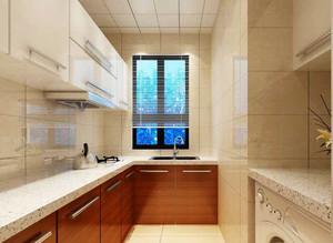 现代简约风格小户型整体厨房装修效果图赏析
