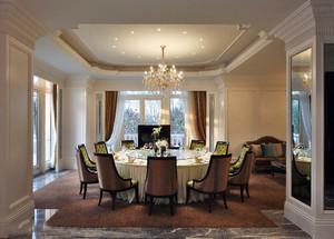 65平米欧式风格酒店装修效果图赏析