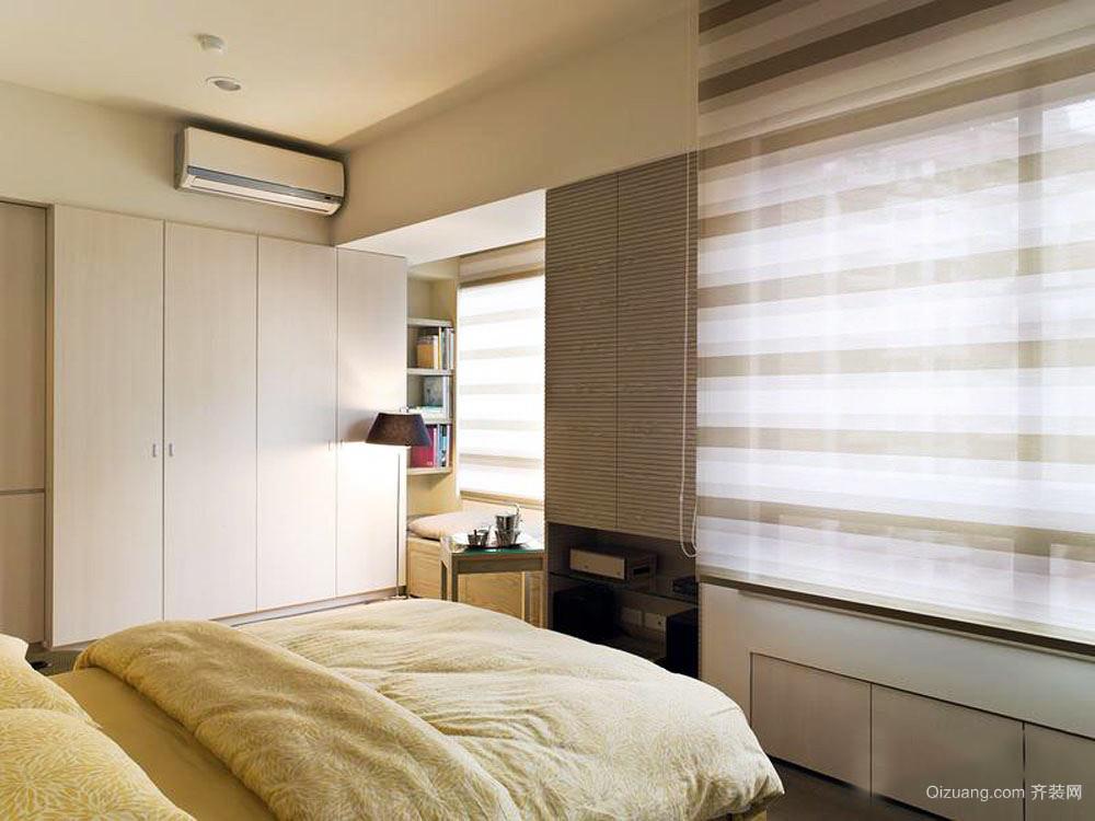 现代简约风格小户型室内装修效果图赏析