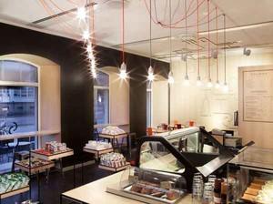 后现代风格食品店装修效果图赏析