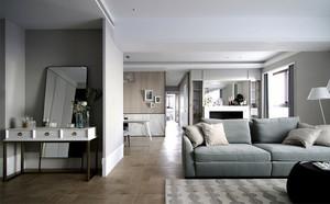 120平米浪漫法式风格室内装修效果图赏析