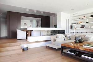 89平米宜家风格两室两厅室内装修效果图赏析
