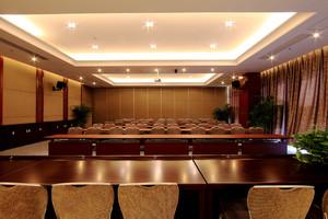 100平米现代风格会议室装修效果图赏析