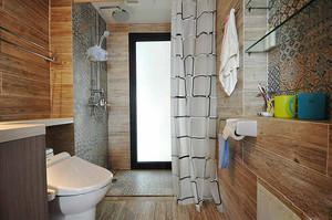 119平米宜家风格小复式楼室内装修效果图赏析
