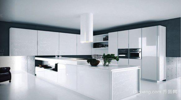 现代风格精美时尚整体厨房装修效果图大全