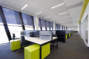 200平米现代简约风格办公室装修效果图赏析
