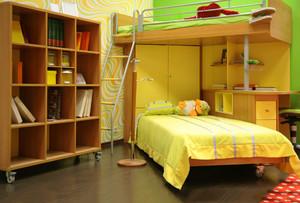 10平米宜家风格儿童房设计装修效果图赏析