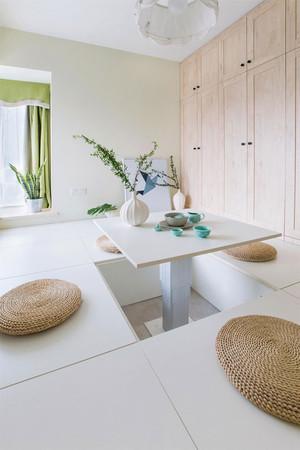 清新美式风格大户型卧室榻榻米装修效果图赏析