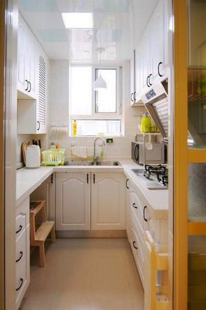 现代风格小户型整体厨房设计装修效果图赏析