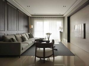 80平米日式风格室内装修效果图案例