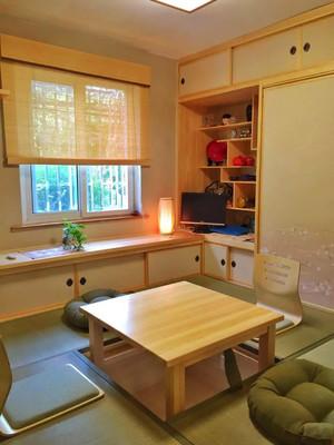 日式风格小户型卧室榻榻米装修效果图赏析