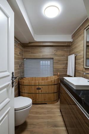230平米欧式风格跃层室内设计装修效果图案例
