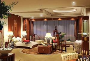 中式风格宾馆客房设计装修效果图赏析