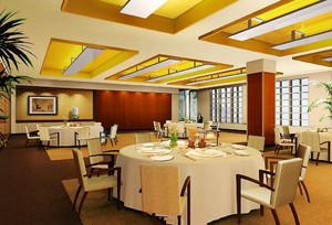96平米新中式风格酒店设计装修效果图赏析