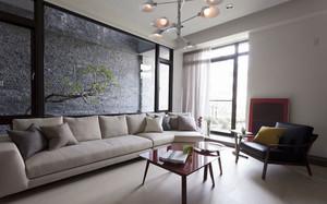 130平米后现代风格大户型室内装修效果图赏析