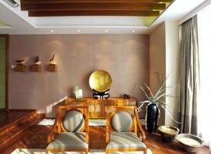 异域风情东南亚风格大户型室内装修效果图赏析